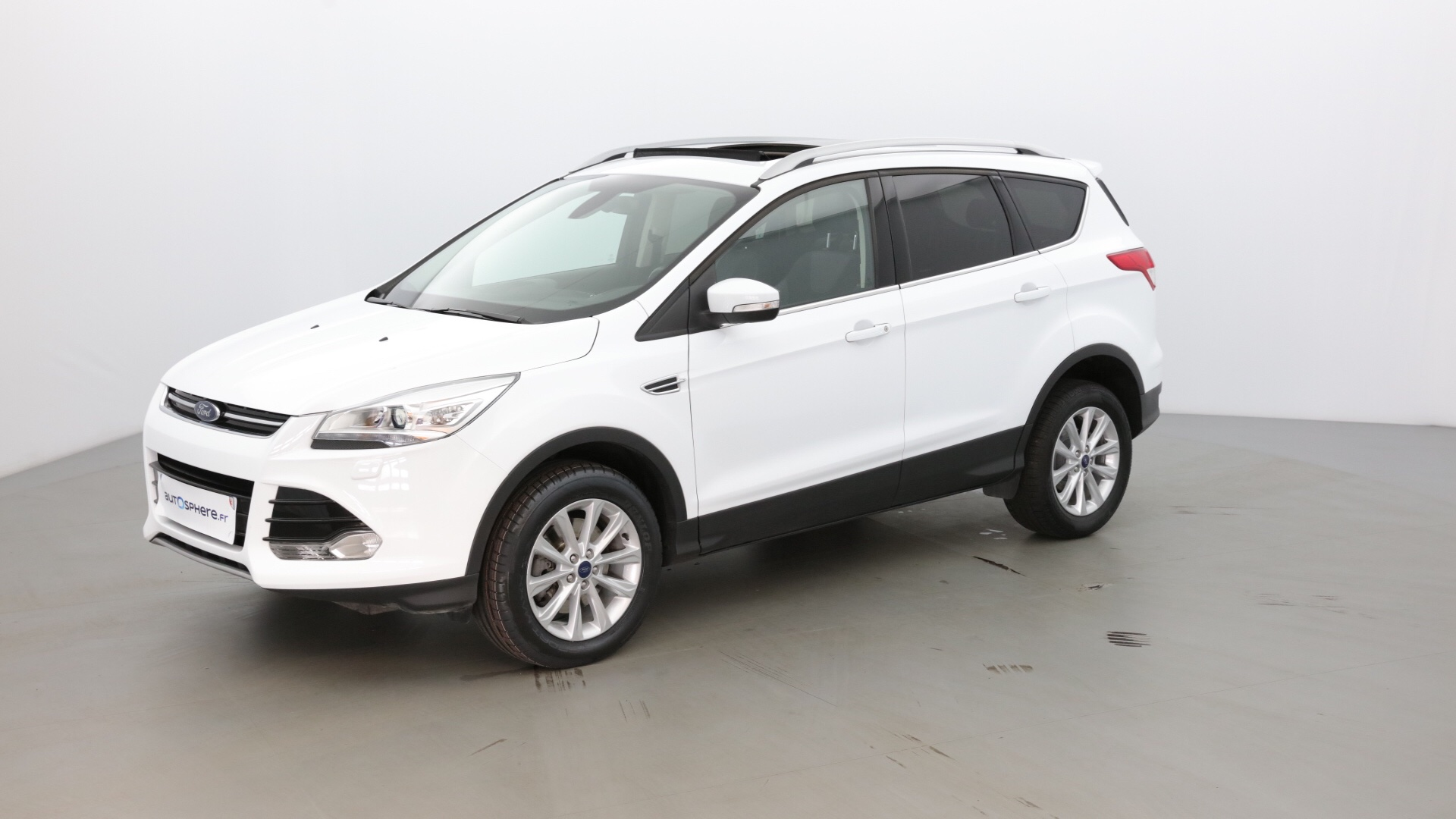 achat en ligne ford kuga 2 0 tdci 180ch titanium 4x4 powershift occasion break automatique. Black Bedroom Furniture Sets. Home Design Ideas