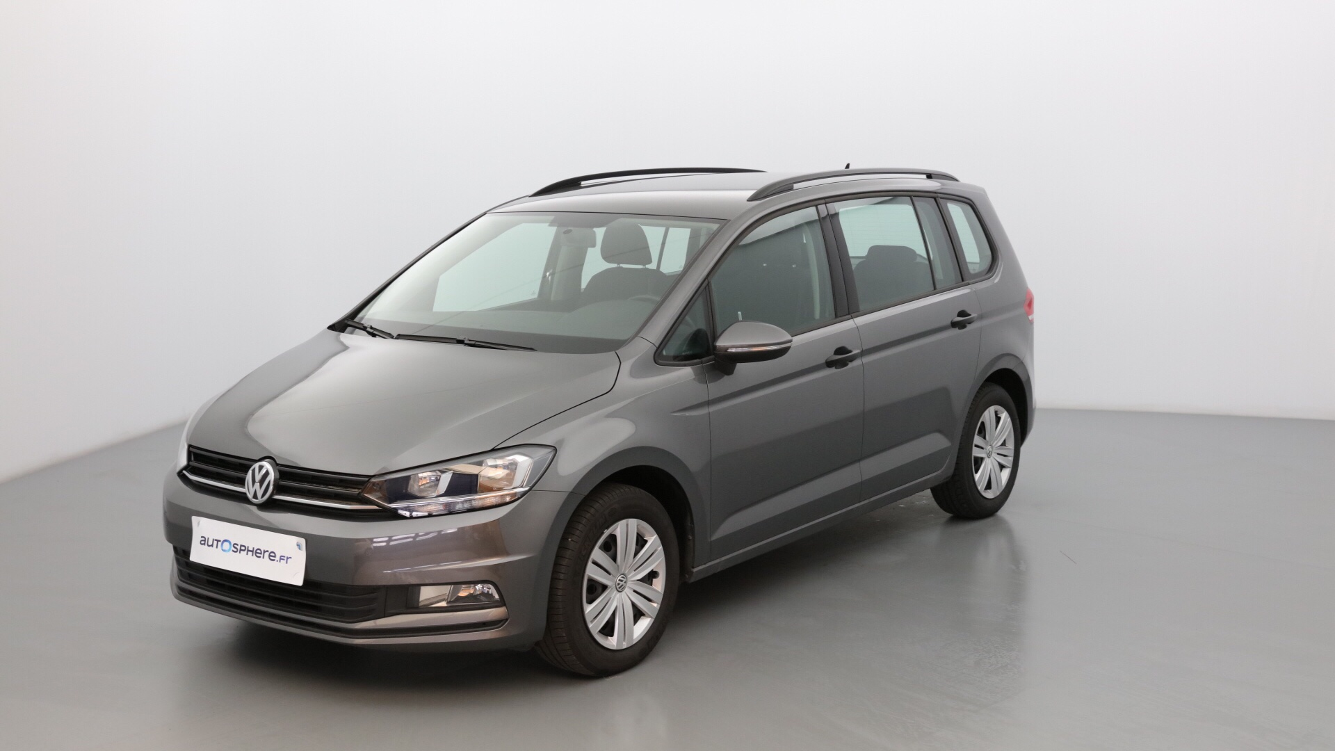 VOLKSWAGEN TOURAN 1.6 TDI 110CH BLUEMOTION TECHNOLOGY FAP TRENDLINE BUSINESS 5 PLACES - Photo 1