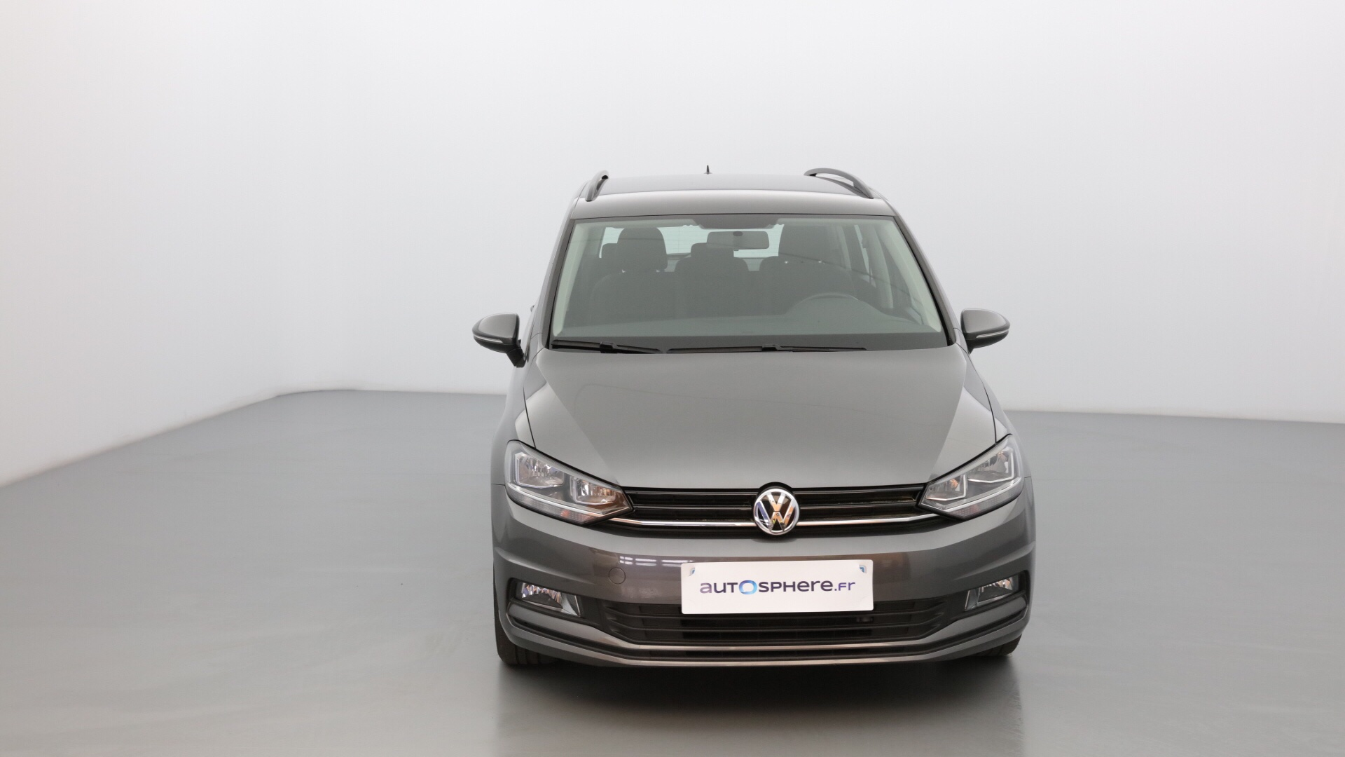 VOLKSWAGEN TOURAN 1.6 TDI 110CH BLUEMOTION TECHNOLOGY FAP TRENDLINE BUSINESS 5 PLACES - Miniature 2