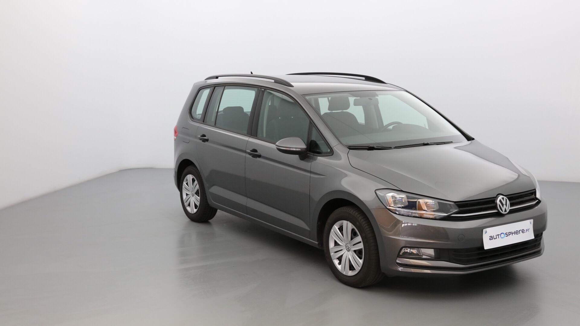 VOLKSWAGEN TOURAN 1.6 TDI 110CH BLUEMOTION TECHNOLOGY FAP TRENDLINE BUSINESS 5 PLACES - Miniature 3