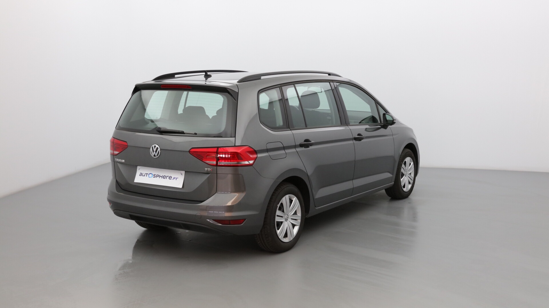 VOLKSWAGEN TOURAN 1.6 TDI 110CH BLUEMOTION TECHNOLOGY FAP TRENDLINE BUSINESS 5 PLACES - Miniature 5