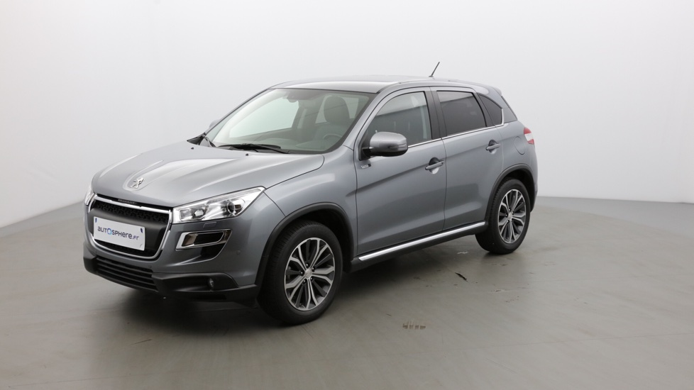 Peugeot 4008 occasion
