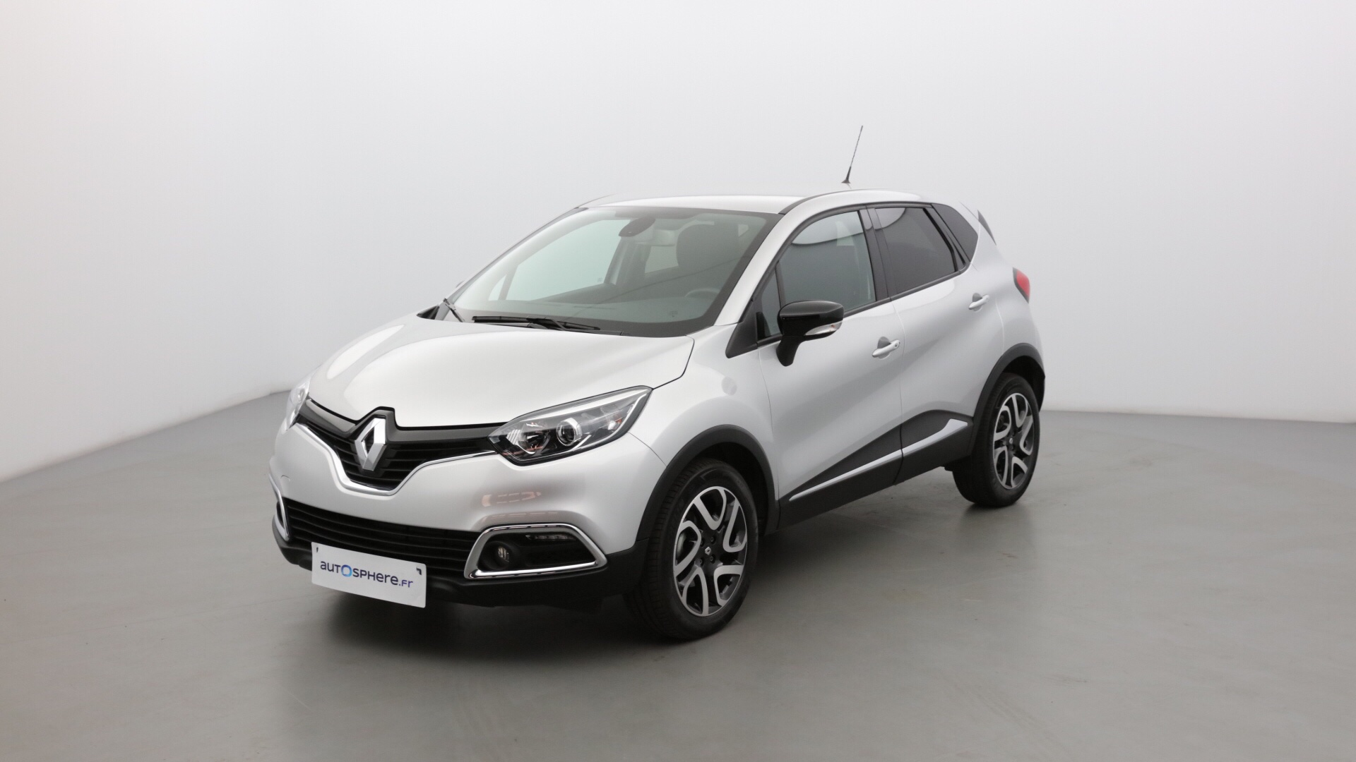 RENAULT CAPTUR 1.5 DCI 110CH STOP&START ENERGY INTENS EURO6 2016 - Photo 1