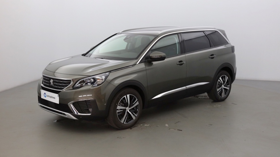 Peugeot 5008 occasion