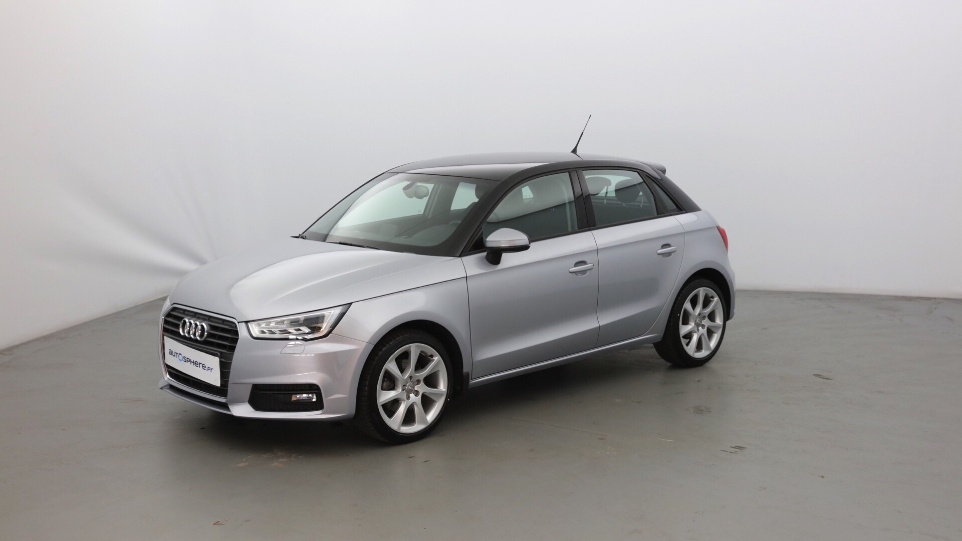AUDI A1 SPORTBACK 1.4 TFSI 125CH AMBITION - Photo 1