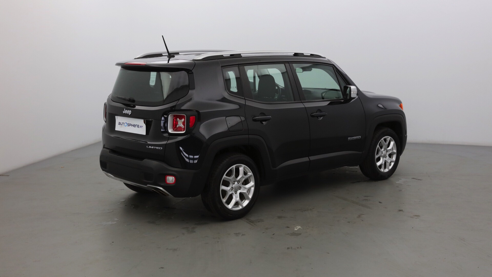 JEEP RENEGADE 1.4 MULTIAIR S&S 140CH LIMITED BVRD6 - Miniature 5