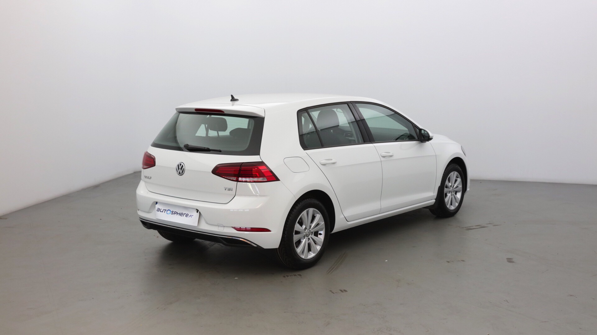 VOLKSWAGEN GOLF 1.0 TSI 110CH BLUEMOTION TECHNOLOGY TRENDLINE 5P - Miniature 5