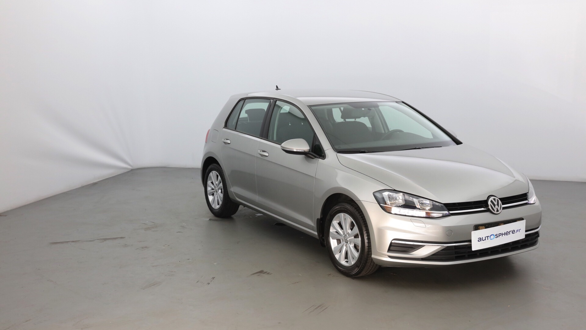 VOLKSWAGEN GOLF 1.0 TSI 110CH BLUEMOTION TECHNOLOGY TRENDLINE 5P - Miniature 3