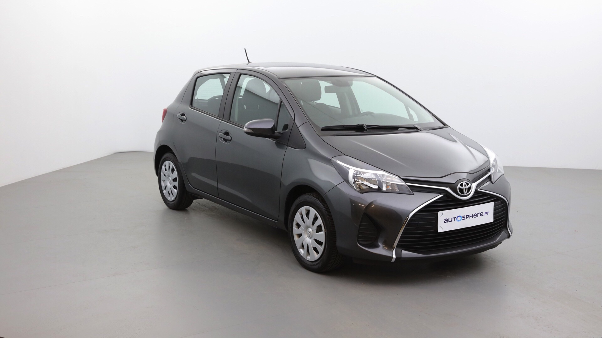 TOYOTA YARIS 69 VVT-I FRANCE 5P - Miniature 3
