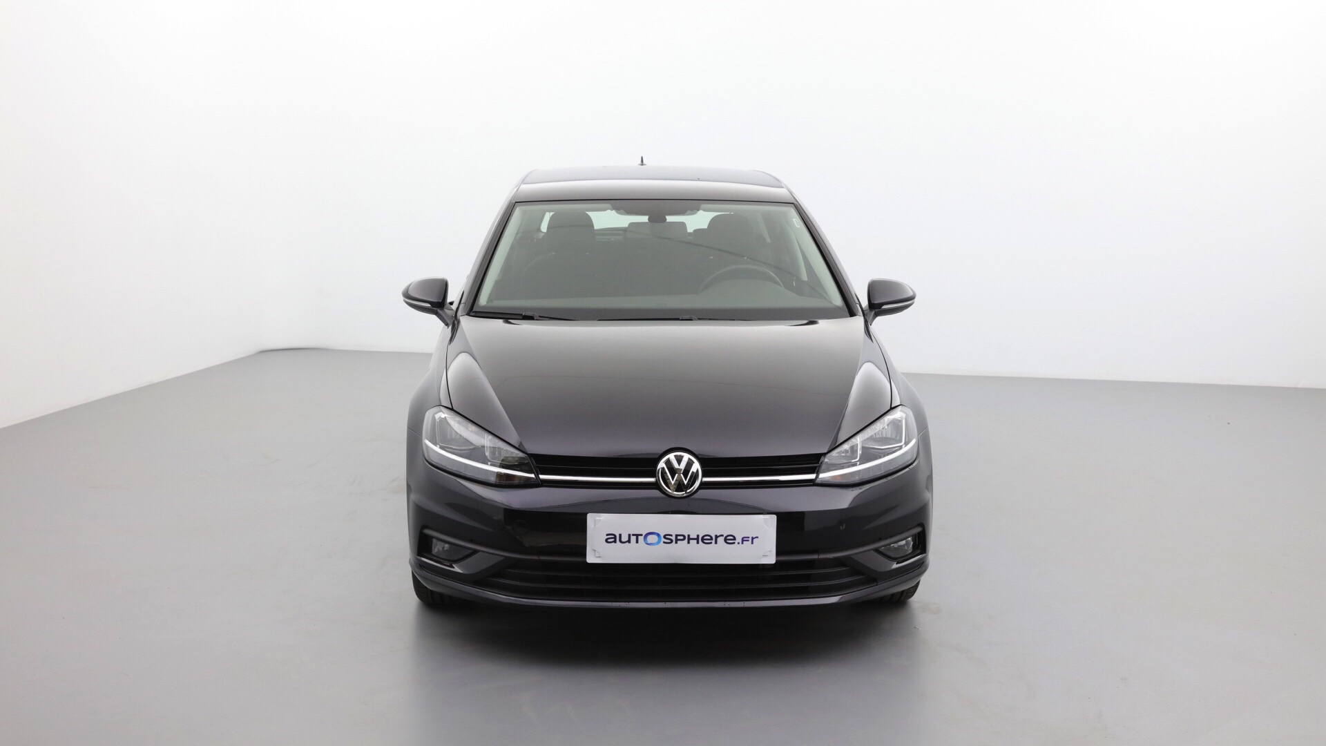 VOLKSWAGEN GOLF 1.6 TDI 115CH BLUEMOTION TECHNOLOGY FAP TRENDLINE BUSINESS 5P - Miniature 2