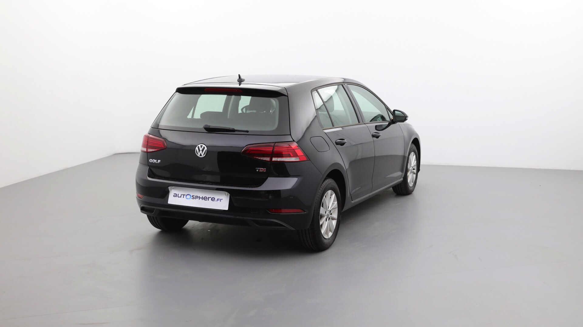 VOLKSWAGEN GOLF 1.6 TDI 115CH BLUEMOTION TECHNOLOGY FAP TRENDLINE BUSINESS 5P - Miniature 5