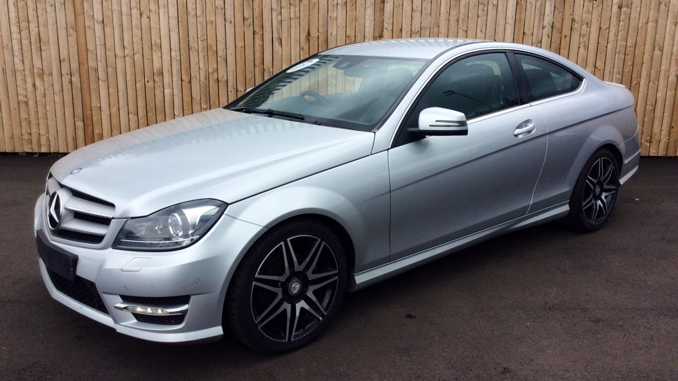 mercedes c250 cdi coupe 2013