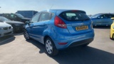 Ford Fiesta 1.25 Style Manual Petrol 5dr Hatchback - 1 Owner - Low Mileage - 8 Service Stamps