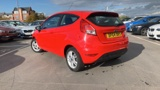 Ford Fiesta  1.25 82 Zetec Manual Petrol 3dr Hatchback - Franchise Service History - Low Mileage - Bluetooth Preparation (Phone)