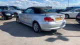 BMW 1 Series 118i ES Manual Petrol 2dr Convertible - 1 Owner From New