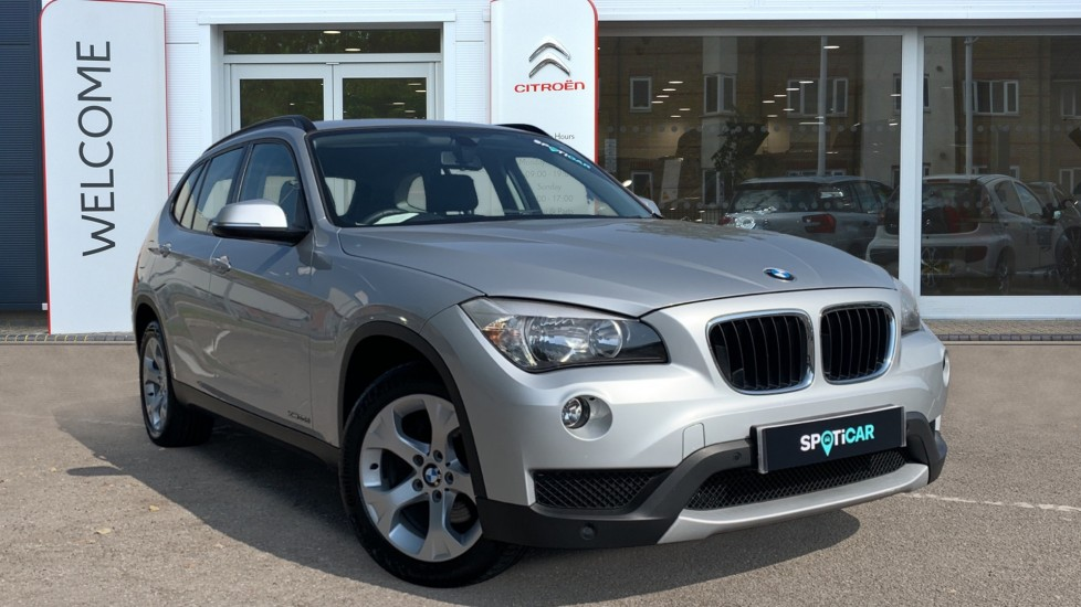Used BMW X1 SUV 2.0 20d SE xDrive 5dr