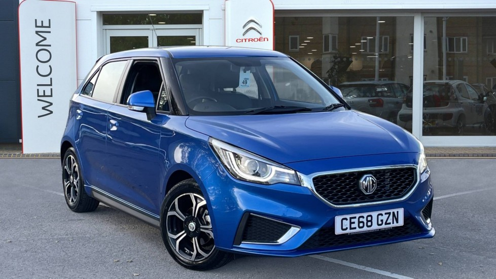 Used Mg MG3 Hatchback 1.5 VTi-TECH Exclusive (s/s) 5dr