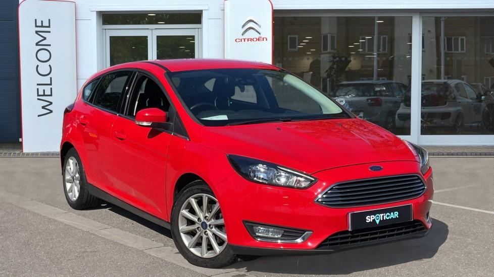 Used Ford Focus Hatchback 1.0T EcoBoost Titanium (s/s) 5dr