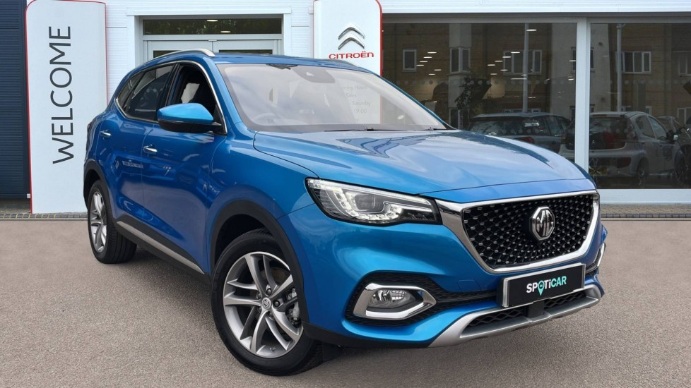 Used Mg MG HS SUV 1.5 T-GDI Exclusive (s/s) 5dr