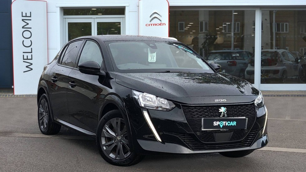 Used Peugeot e-208 Hatchback 50kWh Allure Auto 5dr