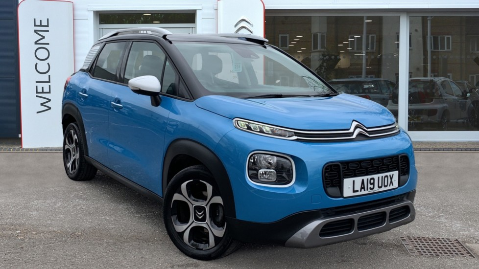 Used Citroen C3 Aircross SUV 1.2 PureTech GPF Flair (s/s) 5dr