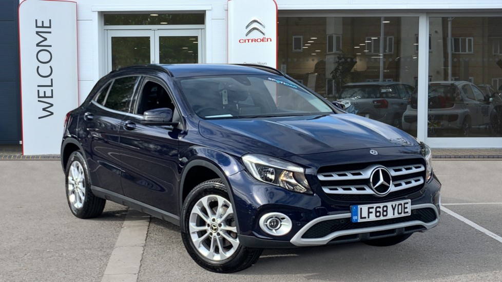 Used Mercedes-benz GLA Class SUV 1.6 GLA200 SE (Executive) 7G-DCT (s/s) 5dr