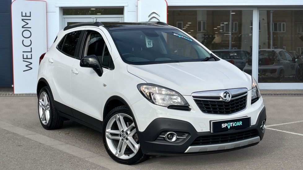 Used Vauxhall Mokka SUV 1.6 CDTi Limited Edition 2WD (s/s) 5dr