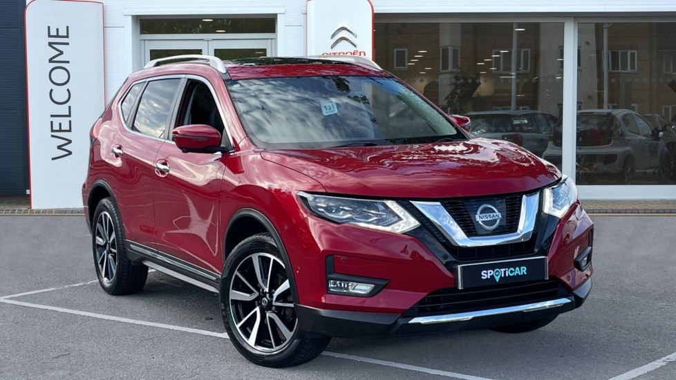 Used Nissan X-Trail SUV 1.6 dCi Tekna (s/s) 5dr
