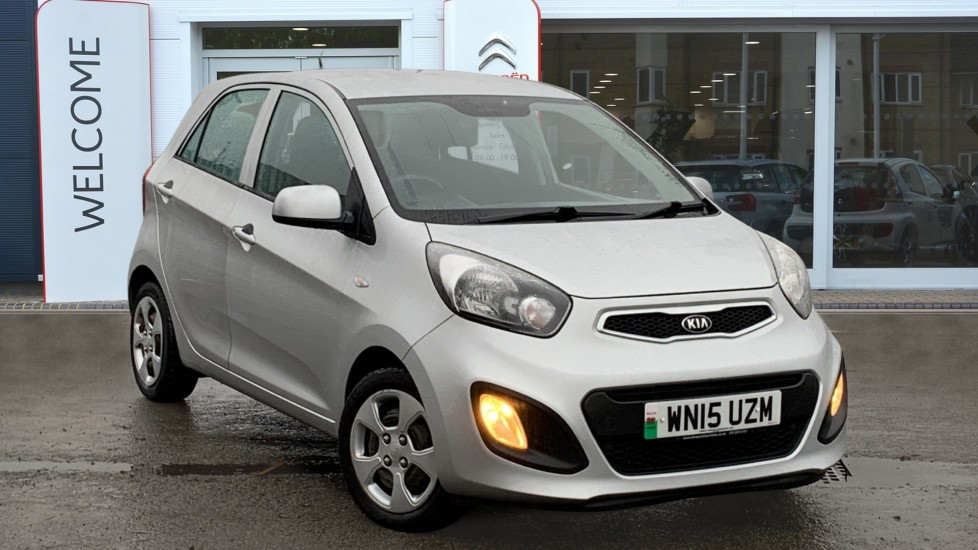 Used Kia Picanto Hatchback 1.0 1 5dr