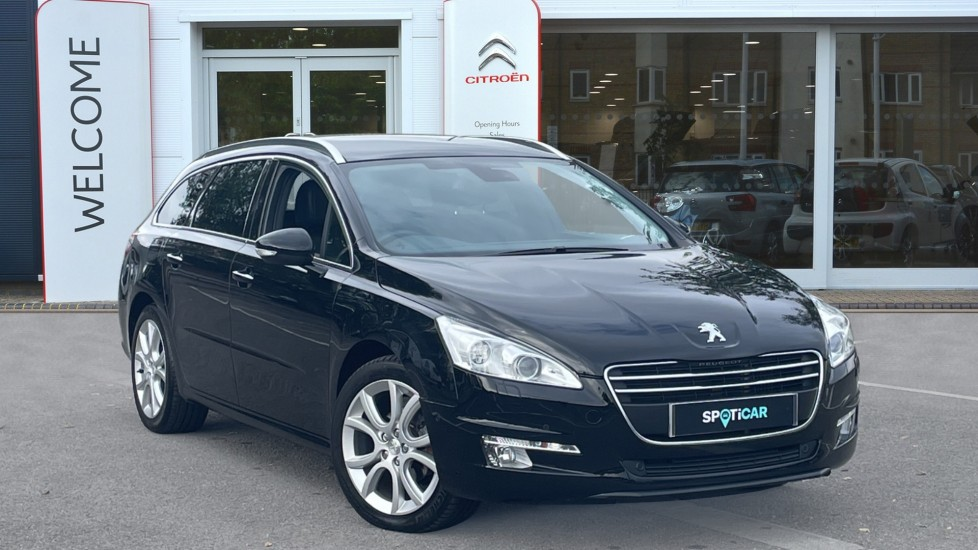Used Peugeot 508 SW Estate 2.0 HDi Allure 5dr