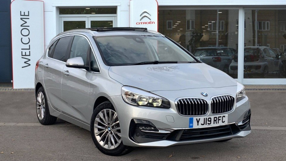 Used BMW 2 Series Active Tourer MPV 2.0 220i GPF Luxury Active Tourer DCT (s/s) 5dr