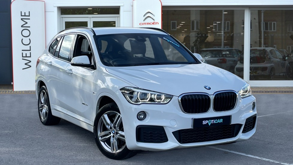 Used BMW X1 SUV 2.0 20d M Sport xDrive (s/s) 5dr