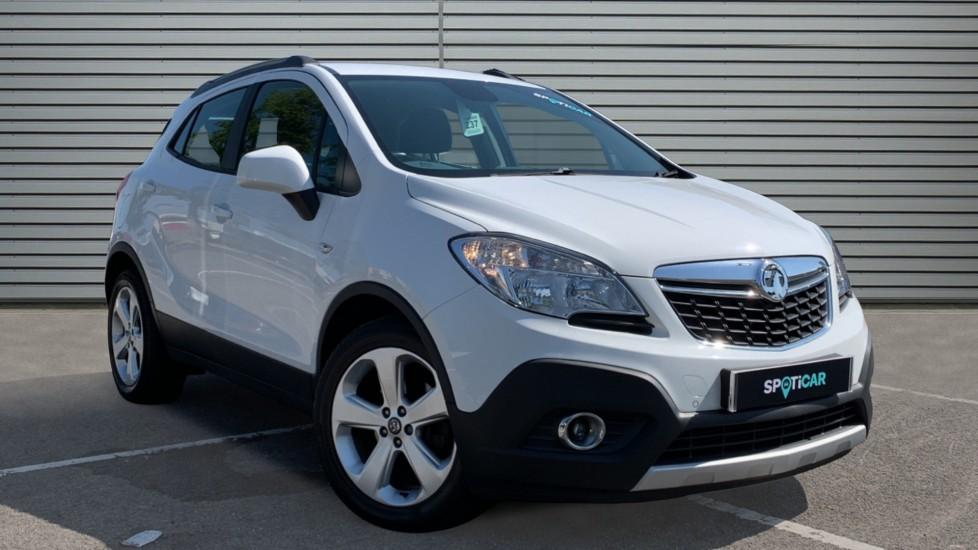 Used Vauxhall Mokka Hatchback 1.7 CDTi ecoFLEX 16v Exclusiv FWD (s/s) 5dr
