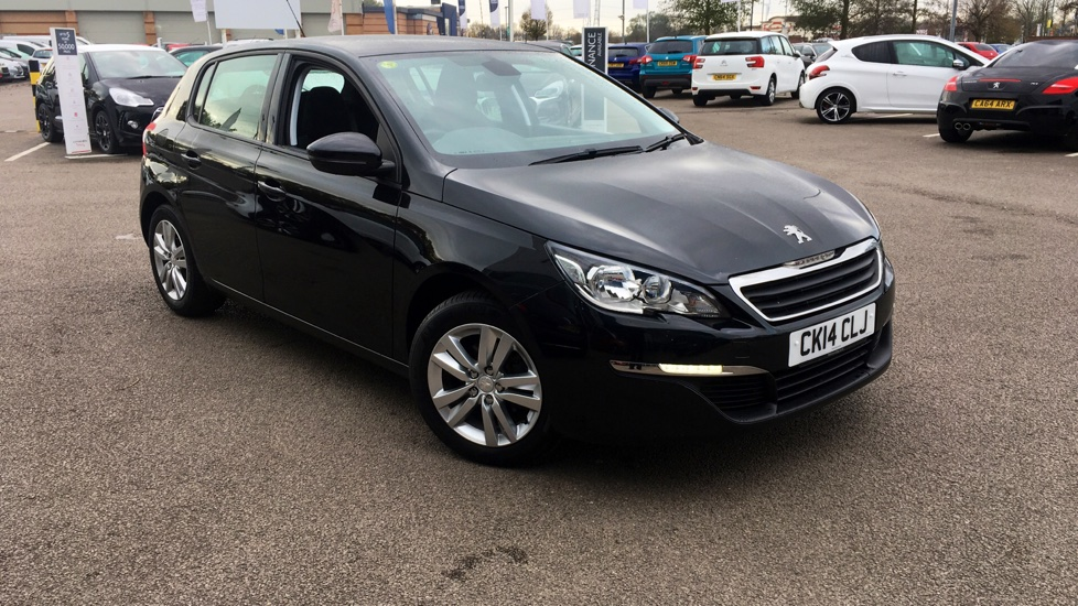Used Peugeot 308 Hatchback 1.6 THP Active 5dr
