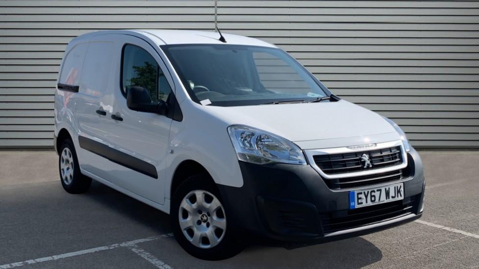 Used Peugeot Partner Panel Van 1.6 BlueHDi Professional L1 SWB 5dr