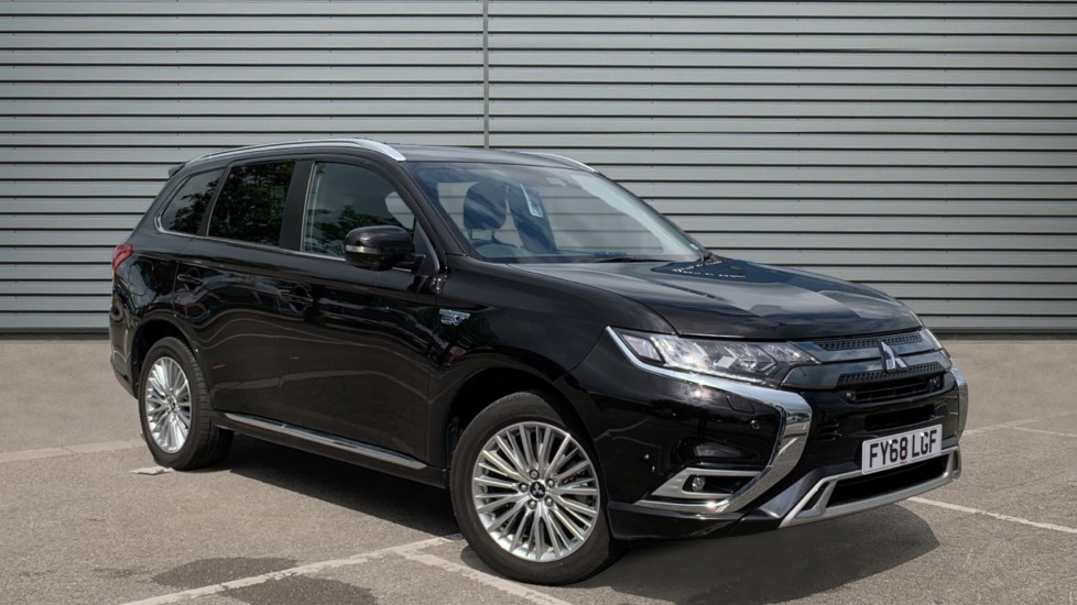Used Mitsubishi Outlander SUV 2.4h TwinMotor 13.8kWh 4hs CVT 4WD (s/s) 5dr