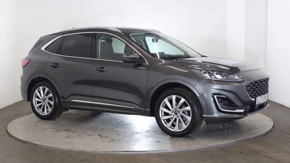 Ford Kuga Vignale EcoBlue 140 kW (190 PS) 2.0 Diesel Automatic 5 door Estate (2020)