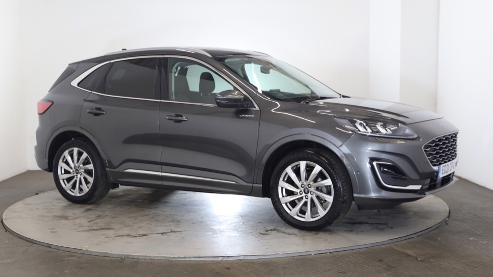 Ford Kuga Vignale EcoBlue 140 kW (190 PS) 2.0 Diesel Automatic 5 door Estate (2021)