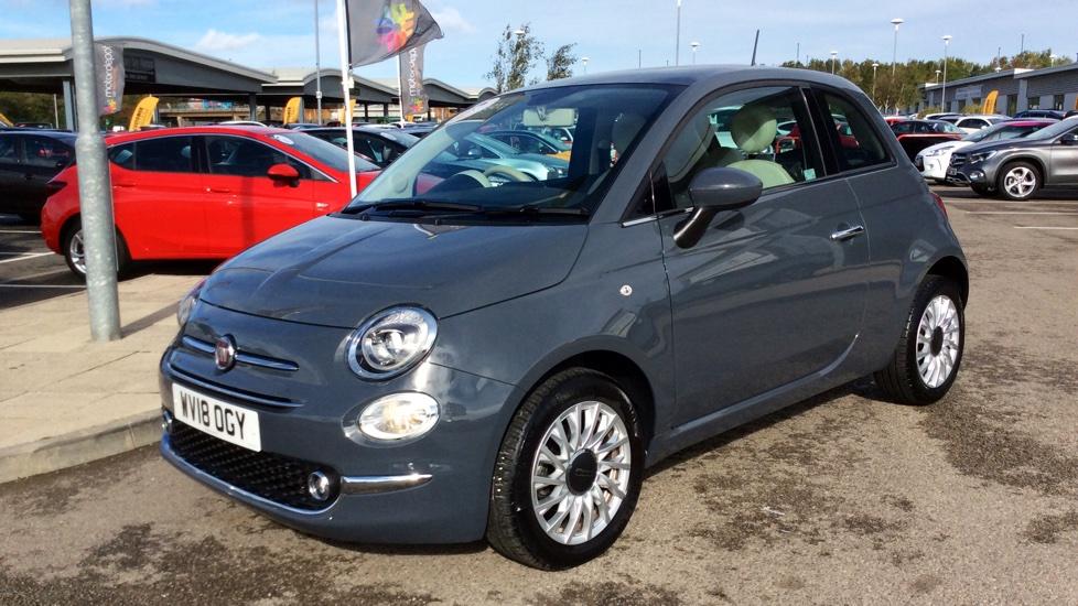 Fiat 500 1 2 Lounge Wv18ogy