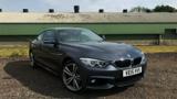 "BMW 4 Series 435d xDrive M Sport 2dr Auto [Professional Media] - 1 Owner - 19\"" Alloy Wheels - Sport Seats - Light Pack"