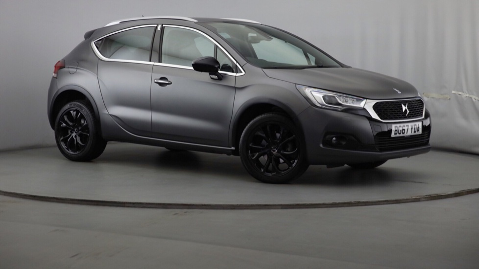 Used DS Automobiles DS 4 CROSSBACK Hatchback 1.6 BlueHDi Moondust (s/s) 5dr