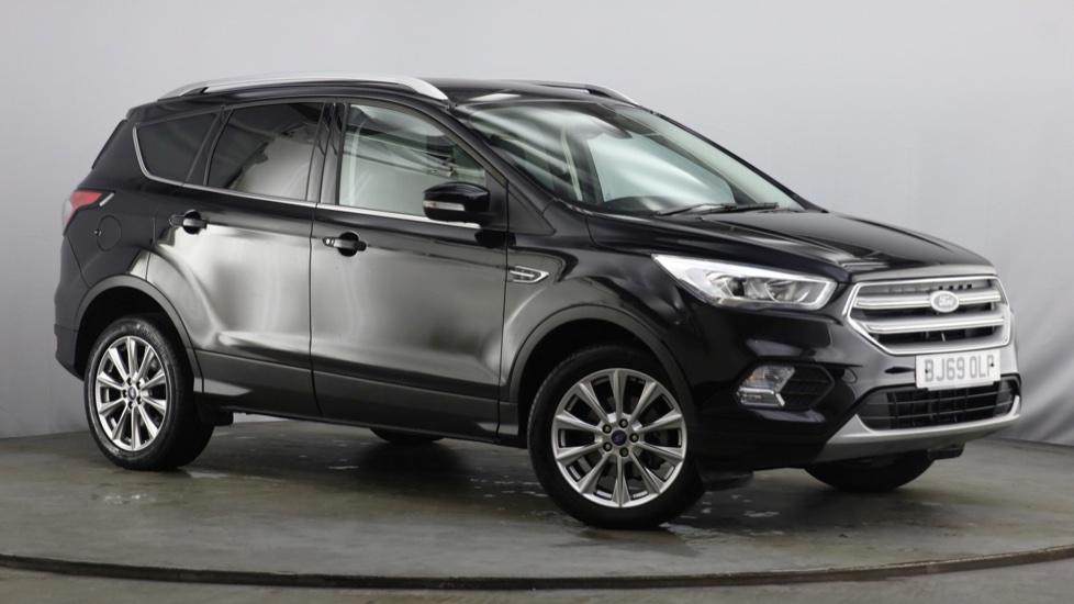 Used Ford Kuga SUV 1.5 TDCi EcoBlue Titanium Edition (s/s) 5dr