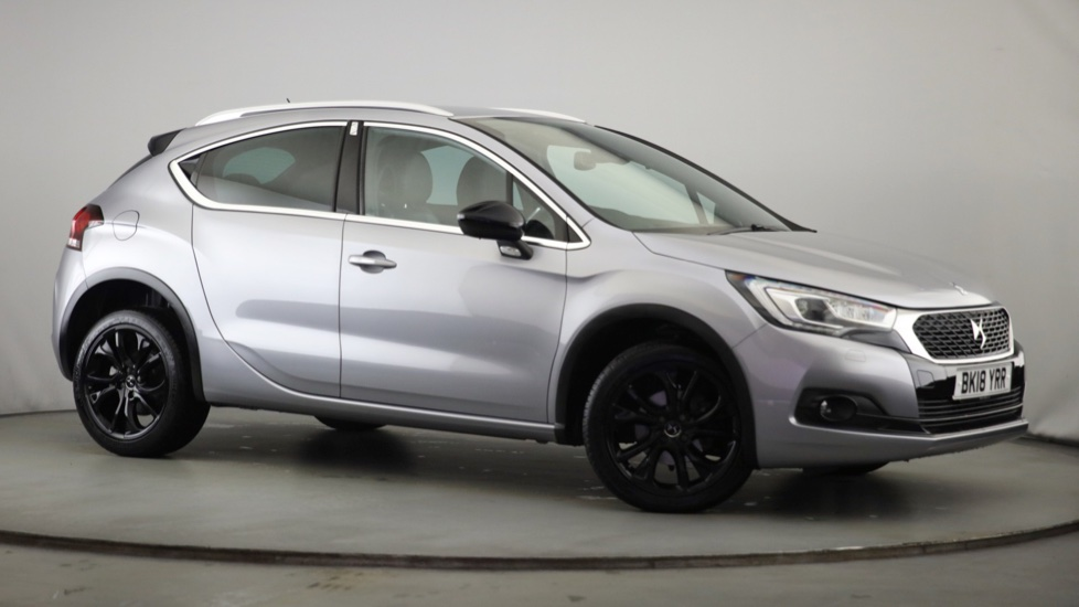 Used DS Automobiles DS 4 Crossback Hatchback 1.2 PureTech Crossback (s/s) 5dr