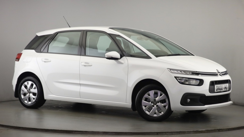 Used Citroen C4 PICASSO MPV 1.6 BlueHDi Touch Edition (s/s) 5dr