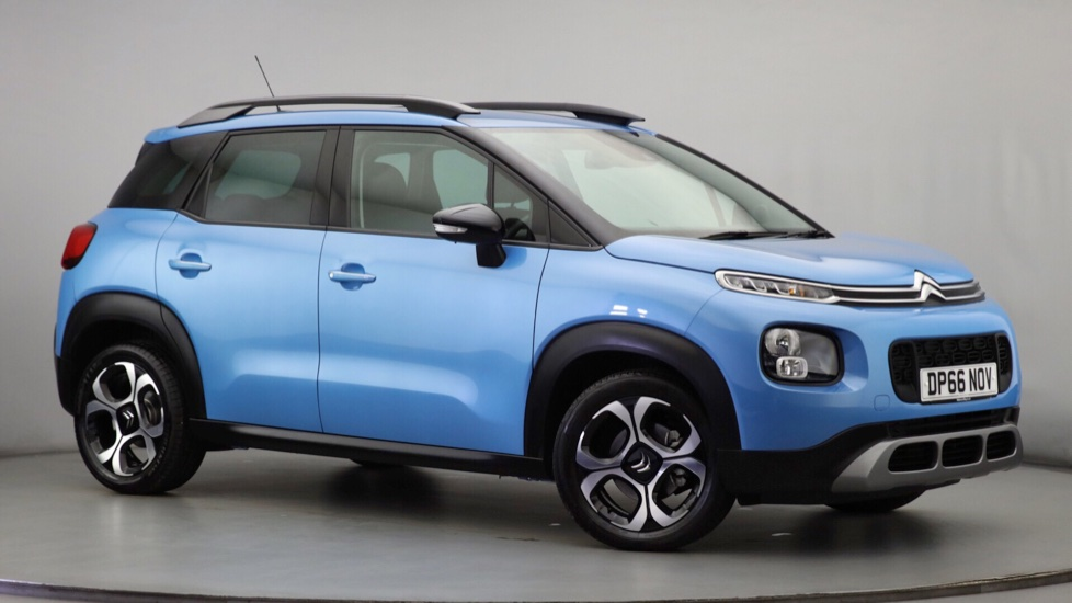 Used Citroen C3 AIRCROSS SUV 1.6 BlueHDi Flair (s/s) 5dr