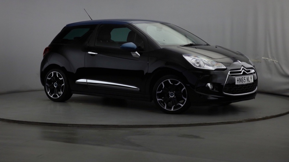Used DS Automobiles DS 3 Hatchback 1.2 PureTech DStyle (s/s) 3dr