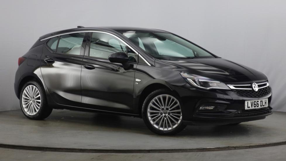 Used Vauxhall Astra Hatchback 1.4i Turbo Elite Nav Auto (s/s) 5dr