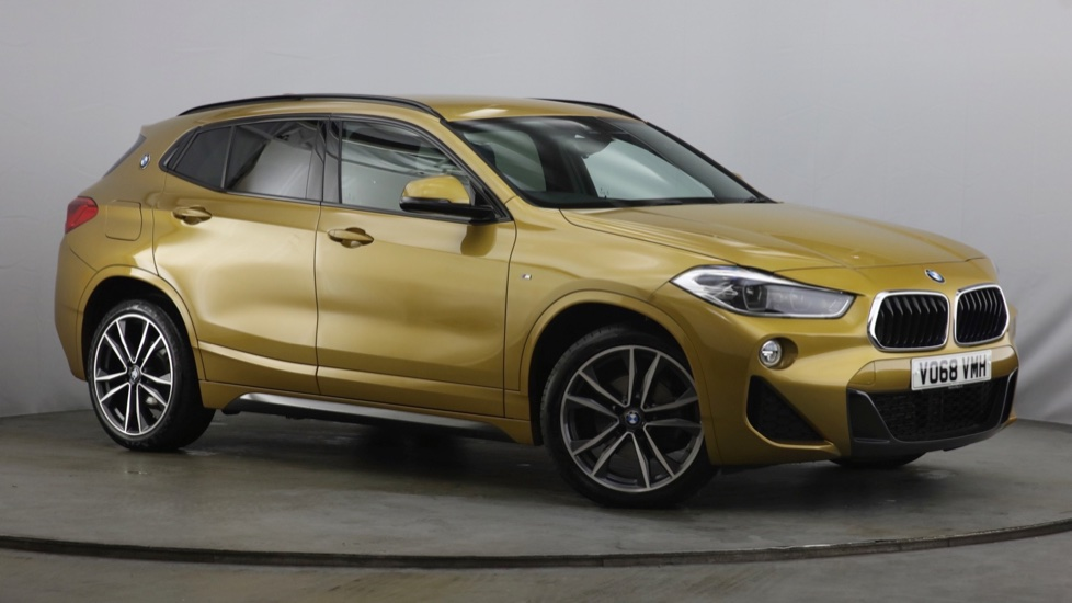 Used BMW X2 SUV 2.0 18d M Sport sDrive (s/s) 5dr