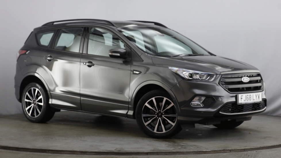 Used Ford Kuga SUV 2.0 TDCi EcoBlue ST-Line Powershift AWD (s/s) 5dr