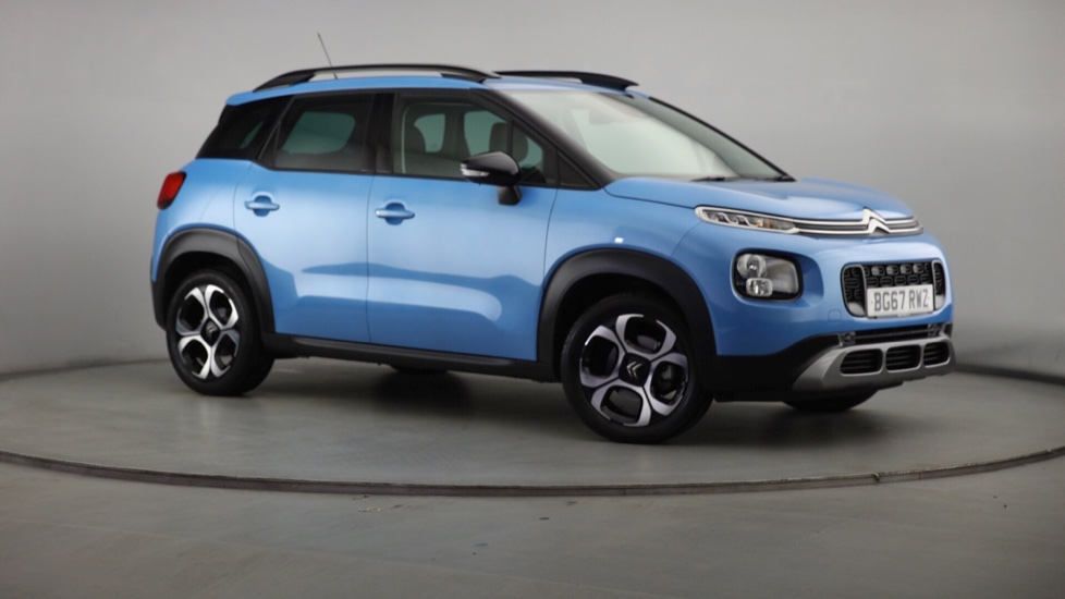 Used Citroen C3 AIRCROSS SUV 1.2 PureTech Feel EAT6 (s/s) 5dr